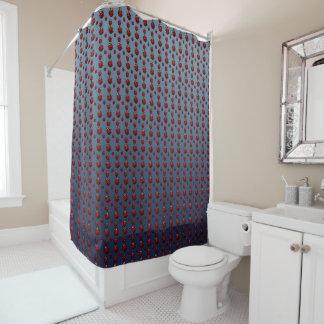 Ladybug Shower Curtain Ladybug Ladybird Bath Decor