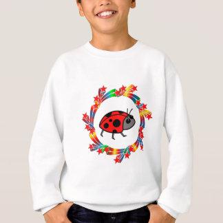 Ladybug Stars Sweatshirt
