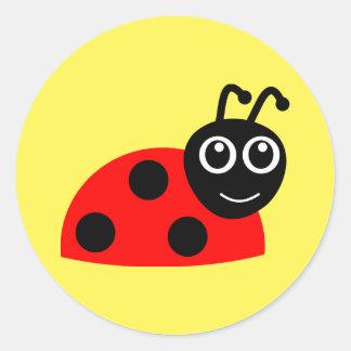 Ladybug Stickers