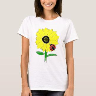 LadyBug & Sunflower T-Shirt