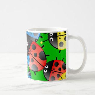 Ladybug Wallpaper Mug