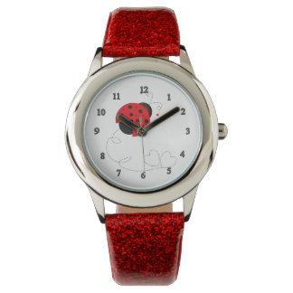Ladybug Watch