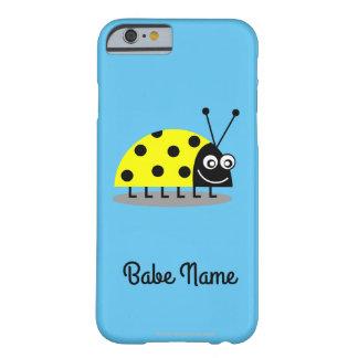 Ladybug Yellow Barely There iPhone 6 Case