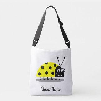 Ladybug Yellow Crossbody Bag