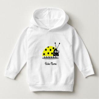 Ladybug Yellow Hoodie