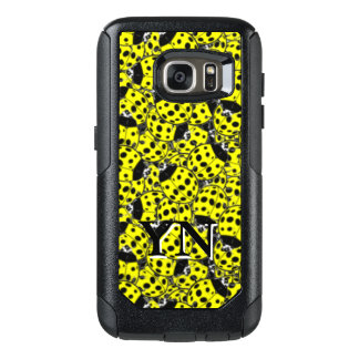 Ladybug Yellow OtterBox Samsung Galaxy S7 Case