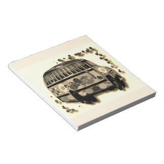 Ladybugbus Notepad