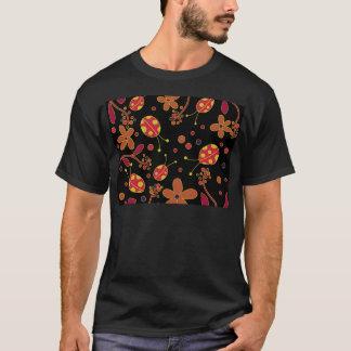 Ladybugs and flowers 2 T-Shirt