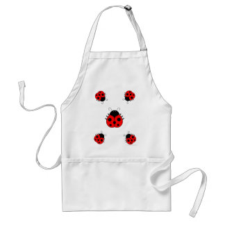 Ladybugs Apron