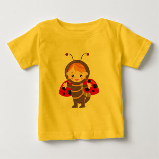 Ladybugs Baby T-Shirt