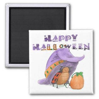 LadyBug's Happy Halloween Magnet