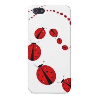Ladybugs iPhone Case