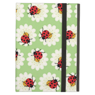 Ladybugs pattern case for iPad air
