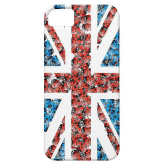 Ladybugs UK Flag Phone Case
