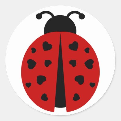ladybugz. sticker