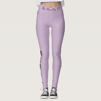 Lady's Passion by Real One CO.Phenomenal Woman Leggings