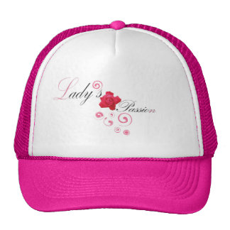 Lady's Passion by Real One CO. Trucker Hat