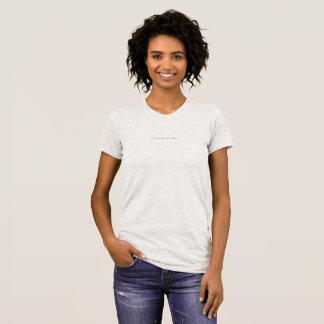 Lady's T shirt