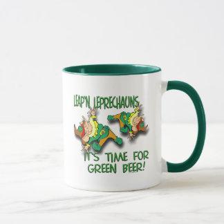 Laep'n Leprechauns... Mug