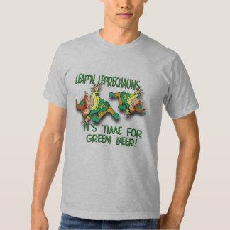 Laep'n Leprechauns... Tees