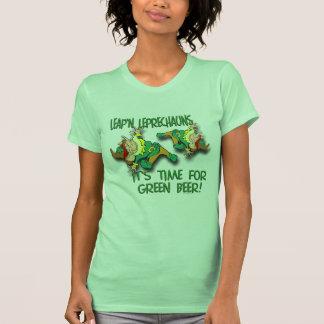 Laep'n Leprechauns... Tshirts