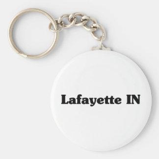 Lafayette  Classic t shirts Keychain