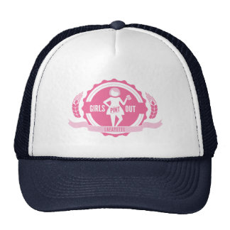 Lafayette Girls Pint Out Hat