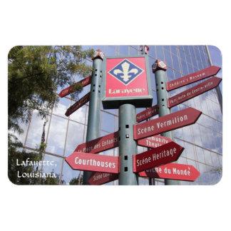 Lafayette, Louisiana Magnet