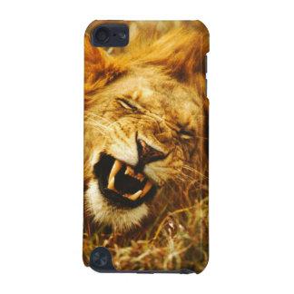 L'Afrique, Kenya, Maasai Mara. Lion masculin. Sauv Coque iPod Touch 5G