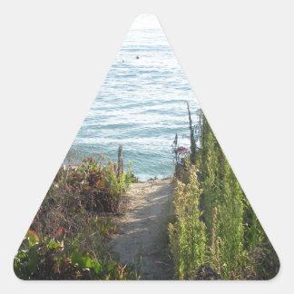 lag811 triangle sticker