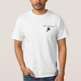 LAG CANARD CLUB-DUCK STOPS HERE T-Shirt