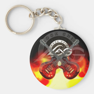 Lâg in fire keychain