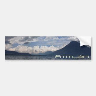 Lago Atitlan Bumper Sticker