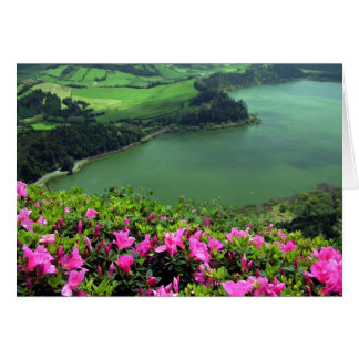 Lagoa das Furnas - Açores Card