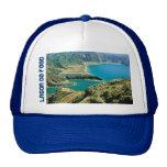 Lagoa do Fogo - Azores Mesh Hats