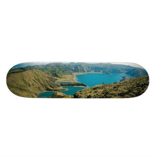 Lagoa do Fogo, Azores Skate Deck