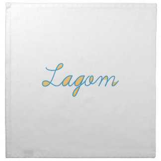 Lagom Sweden Napkin