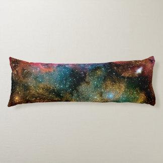 Lagoon Emission Nebula Interstellar Cloud Photo Body Pillow