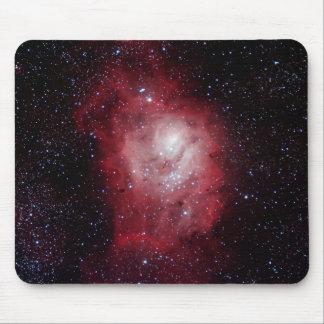 Lagoon Nebula #4 Mouse Pad