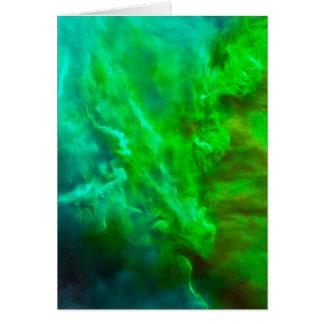 Lagoon Nebula Card