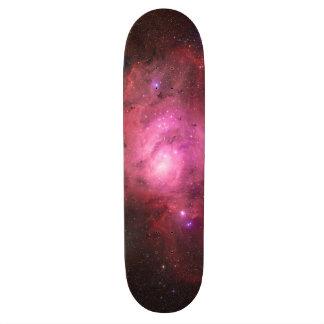 Lagoon Nebula - Our Breathtaking Universe Skate Board