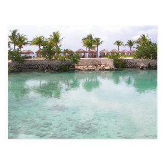 Lagoon Postcard