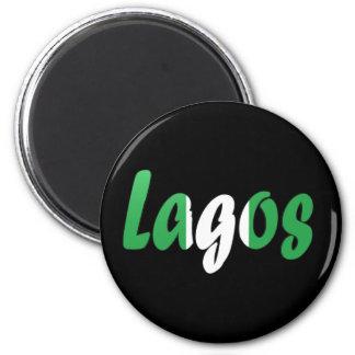 Lagos, Nigeria Magnet