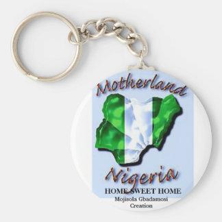 LAGOS STATE  NIGERIA - Customized Keychain