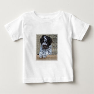 lagotto de bébé d'avec de bébé de T-shirt