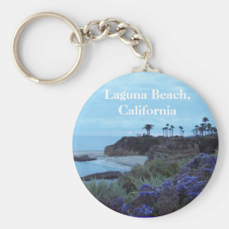 Laguna Beach California Keychain
