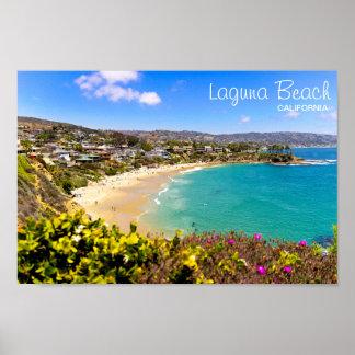 Laguna Beach, California Poster