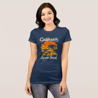 Laguna Beach California Sunset tshirt