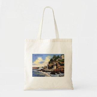Laguna Beach, California, Vintage View