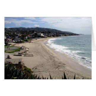 Laguna Beach Card